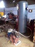 Air Receiver Industrial Plants