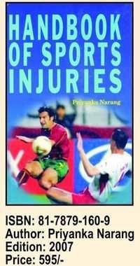 Book on sport Injuries