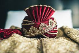 Wedding Turban Tire