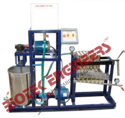 Plate & Frame Filter Press