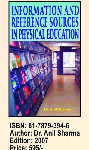 Information & Refriences in Physical Education