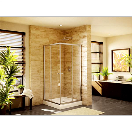 Custom Glass Shower Enclosures