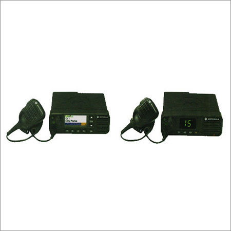 Digital Two Way Mobile Radios