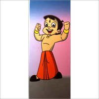 Chota Bheem Theme Door