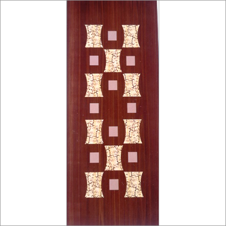 Digital Wood Membrane Door