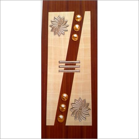 Wood Digital Membrane Door