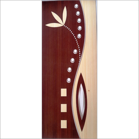 Wooden Digital Membrane Door