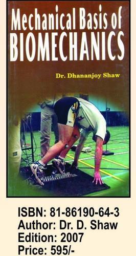 Book On Biomechanics