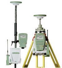 GPS Survey Instrument