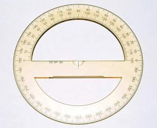 Protractor Circular