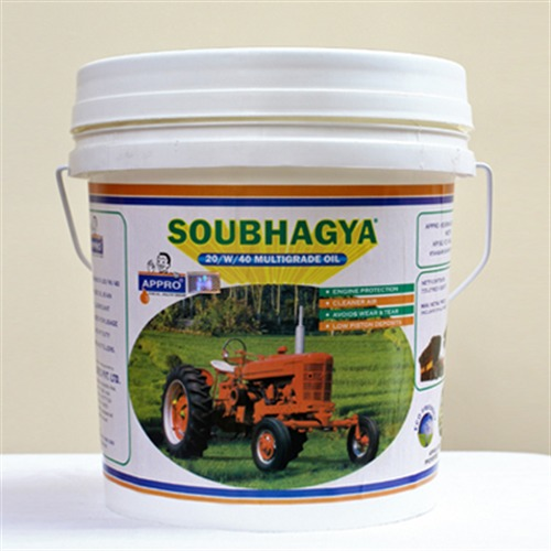 Soubhagya Tractor oil