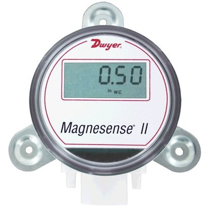 Dwyer Differential Pressure Transmitter Ms2-W102 Accuracy: +/- 0.25  %