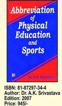 Abbreviation of Physical Education & Sports