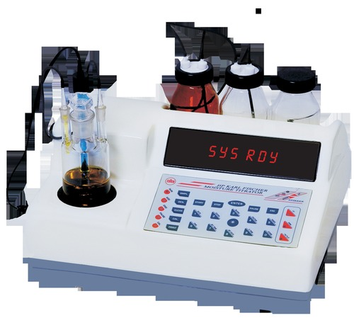 Automatic Karl Fischer Titrators