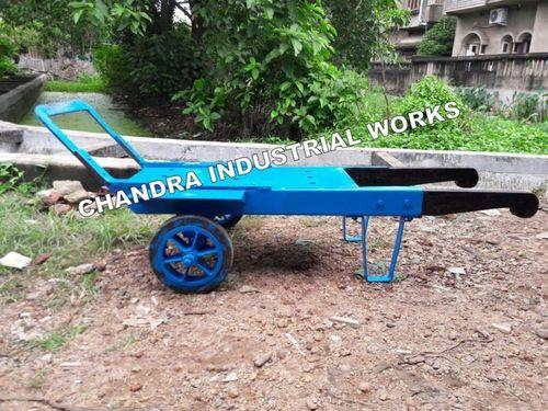 Railway two wheel barrow