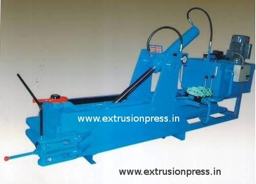 Metal Scrap Baling Machine