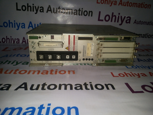 INRAMAT DRIVE TVM 1.2-50W0-200V