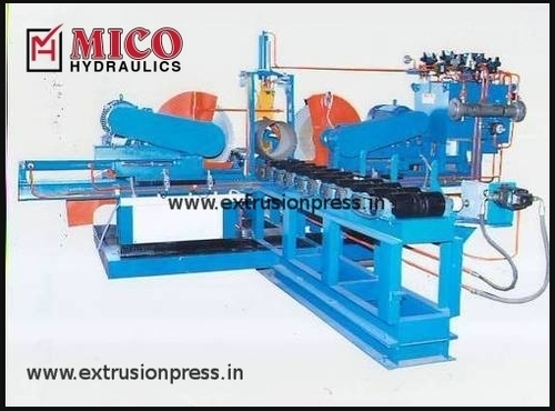 Double Billet Cutting Machine