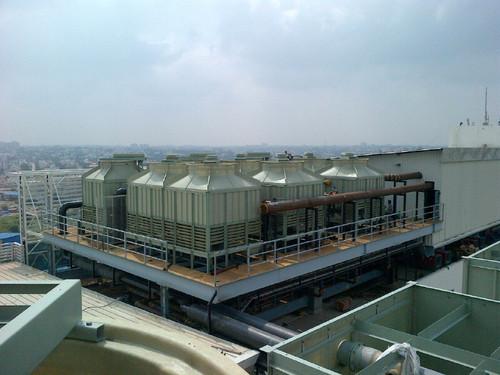 A Series Cooling Tower