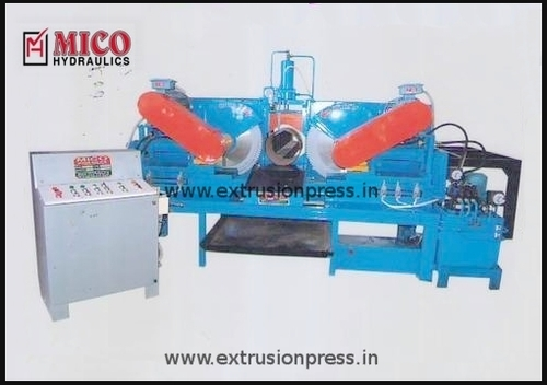 Double Billet Cutting Machines