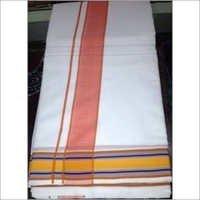 White Coloured Puja Dhoti