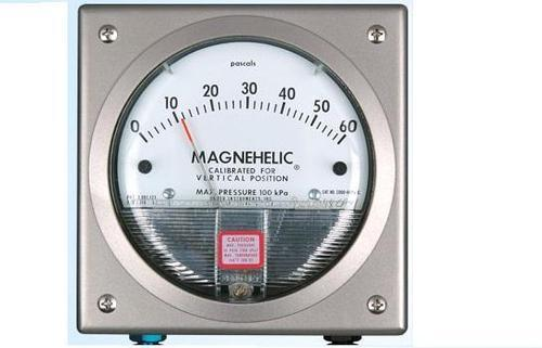 SS Box for Magnehelic Gauge