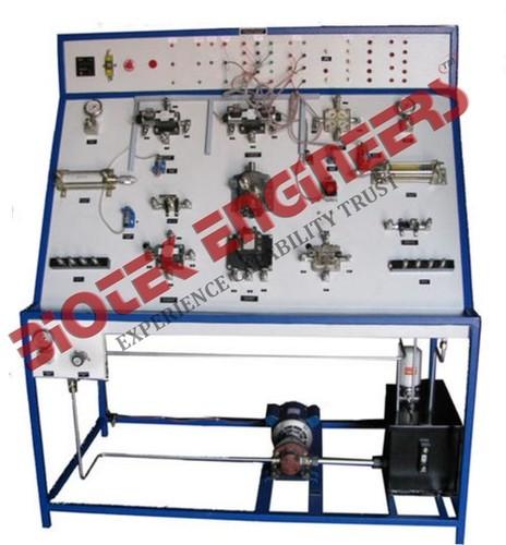 Electro Hydraulic Trainer