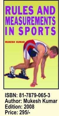 Rule And Measurement books in sports