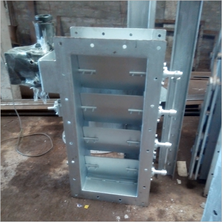 Motorised Multiblade Damper