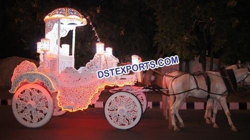 Indian Wedding Horse Bugghy