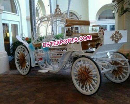 Royal Cinderella Holla Carriageesrse Carriage