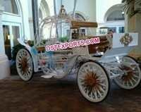 Royal Cinderella Holla Carriageesrse Carriage