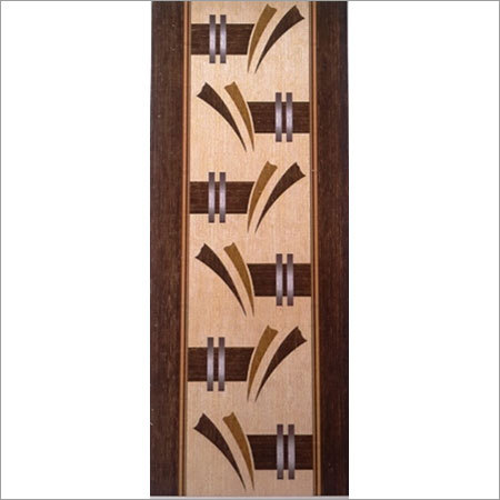 Laminated Entrance Doors