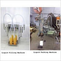 Liquid Filling and Packing Machine