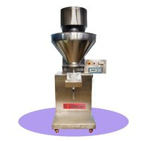 Powder Filling And Sealing Machine