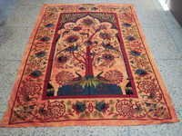 NEW TREE OF LIFE BEDSHEETS TAPESTRY FROM INDIA