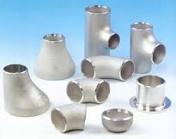 Stainless Steel Pipe Fitting / SS Butt Weld Pipe Fitting
