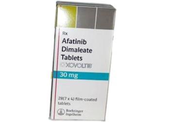 Xovoltib 30 mg Afatinib Tablets