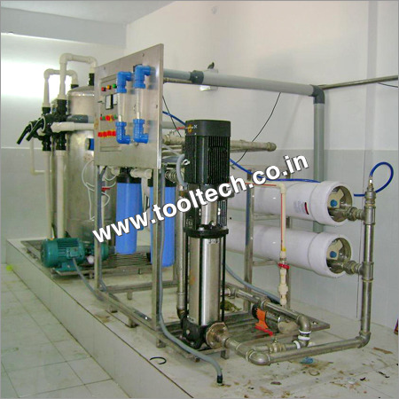 Water boiler Treatment Plants