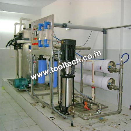 Water boiler Treatment Plants