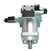 Automotive Fan Motor Without Control Valve