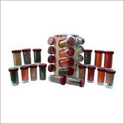 Kitchen Spice Jar Set