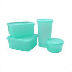 Plastic Glass Box Set