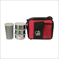 Surbhi Shine Glass Lunch Box Set