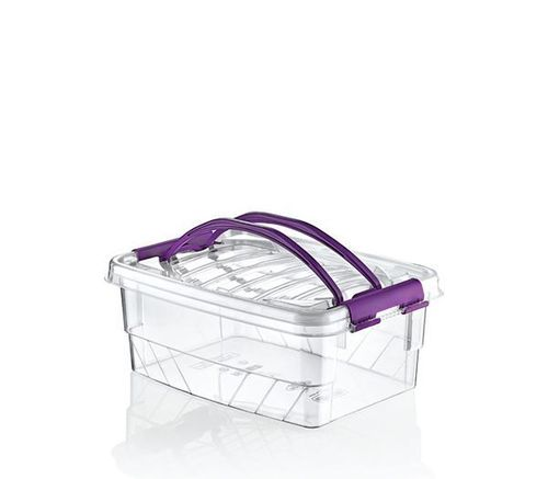 Plastic 5ltr Handy Box with Handle