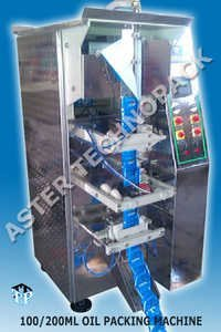 Oil Pouch Packing Machines