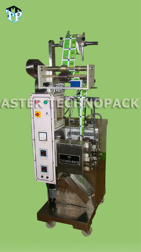 Oil & Shampoo Packing Machine