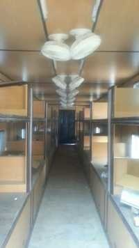 Bunkhouse Container