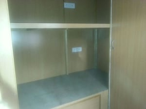 Bunk Bed Residential Container
