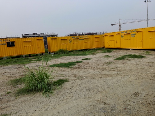 Training Institute In Containers (For L&T)